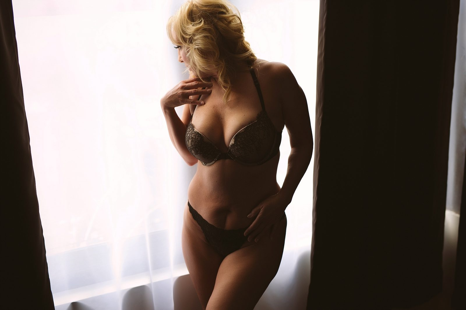 california boudoir photographer