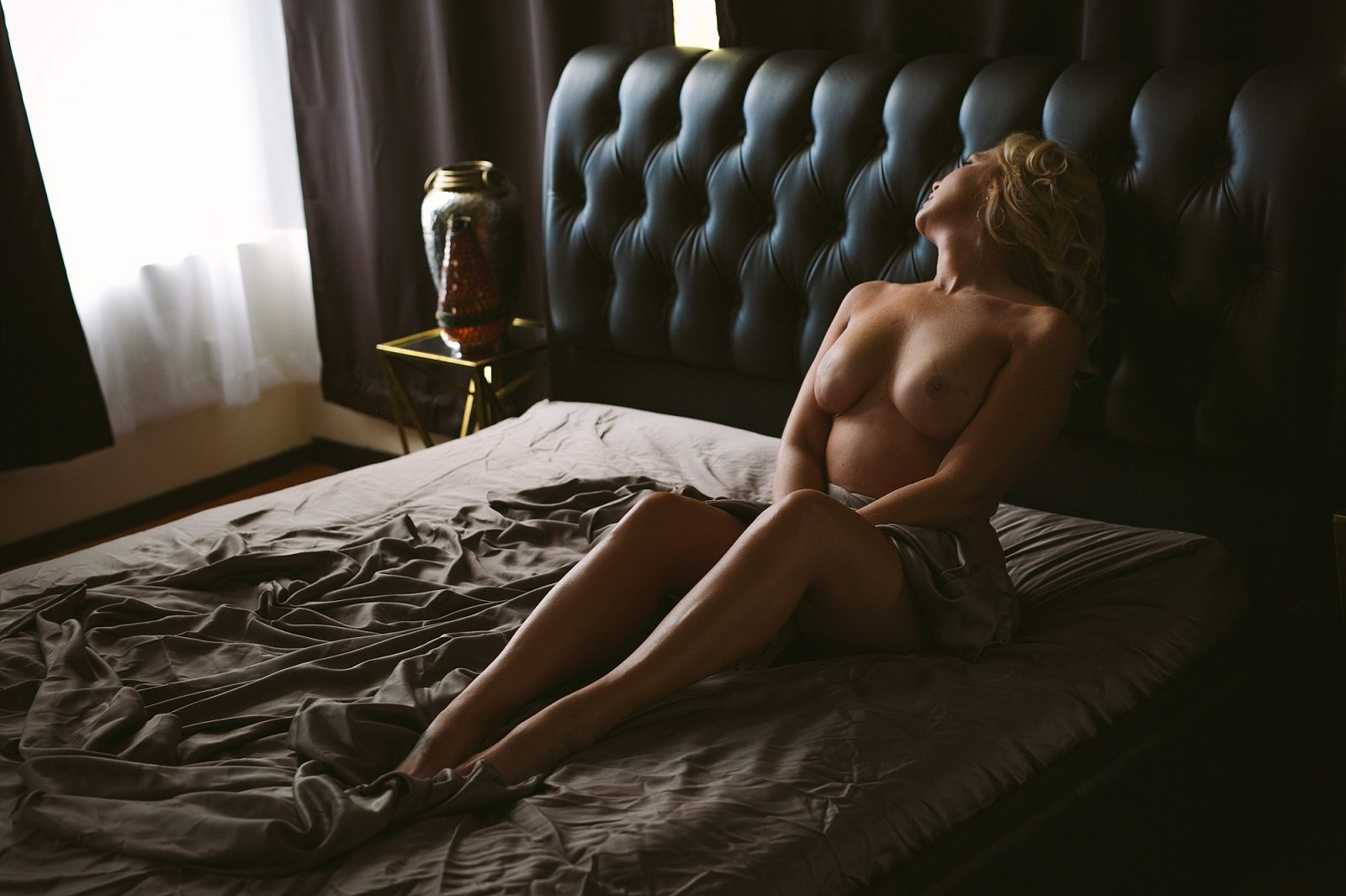 san francisco bay area boudoir sensual photography