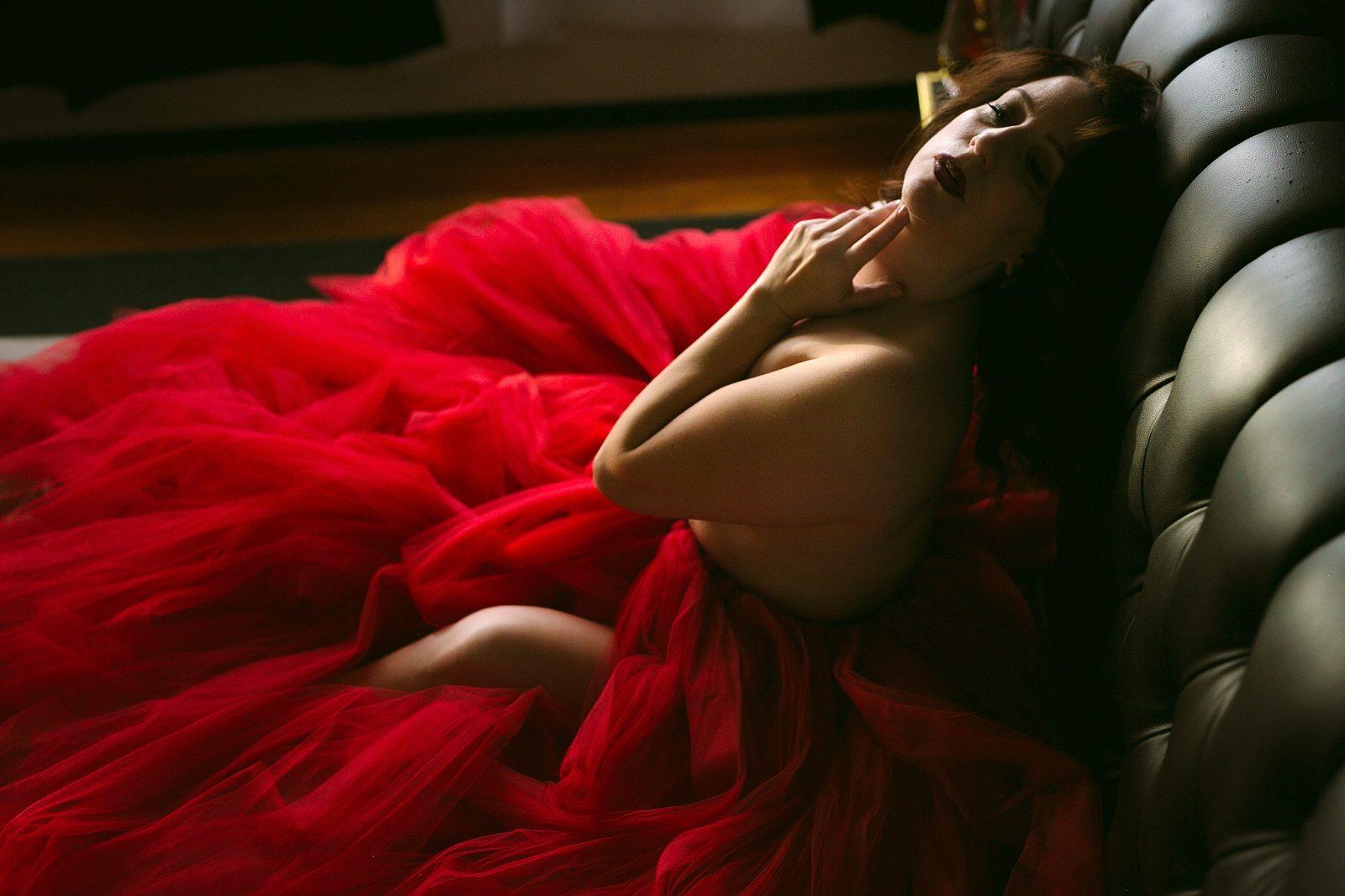 Miami boudoir photos