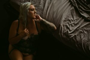 Confidence and Your Boudoir Session