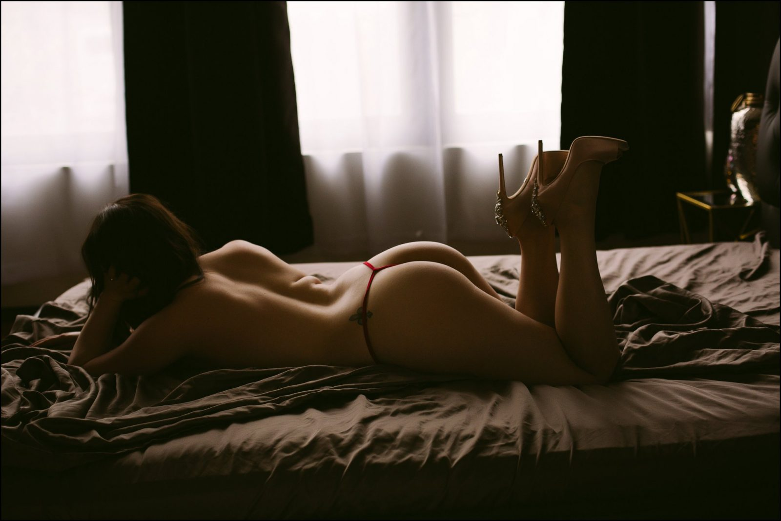 los angeles boudoir nude photographer