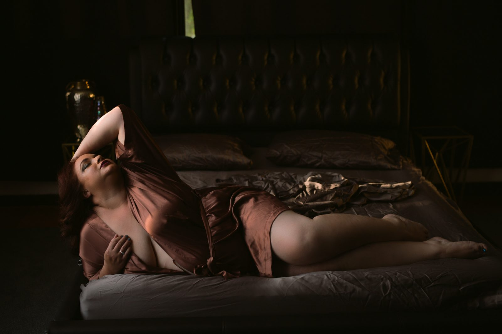 san francisco boudoir session