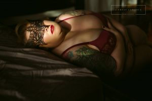 San Francisco Boudoir | April