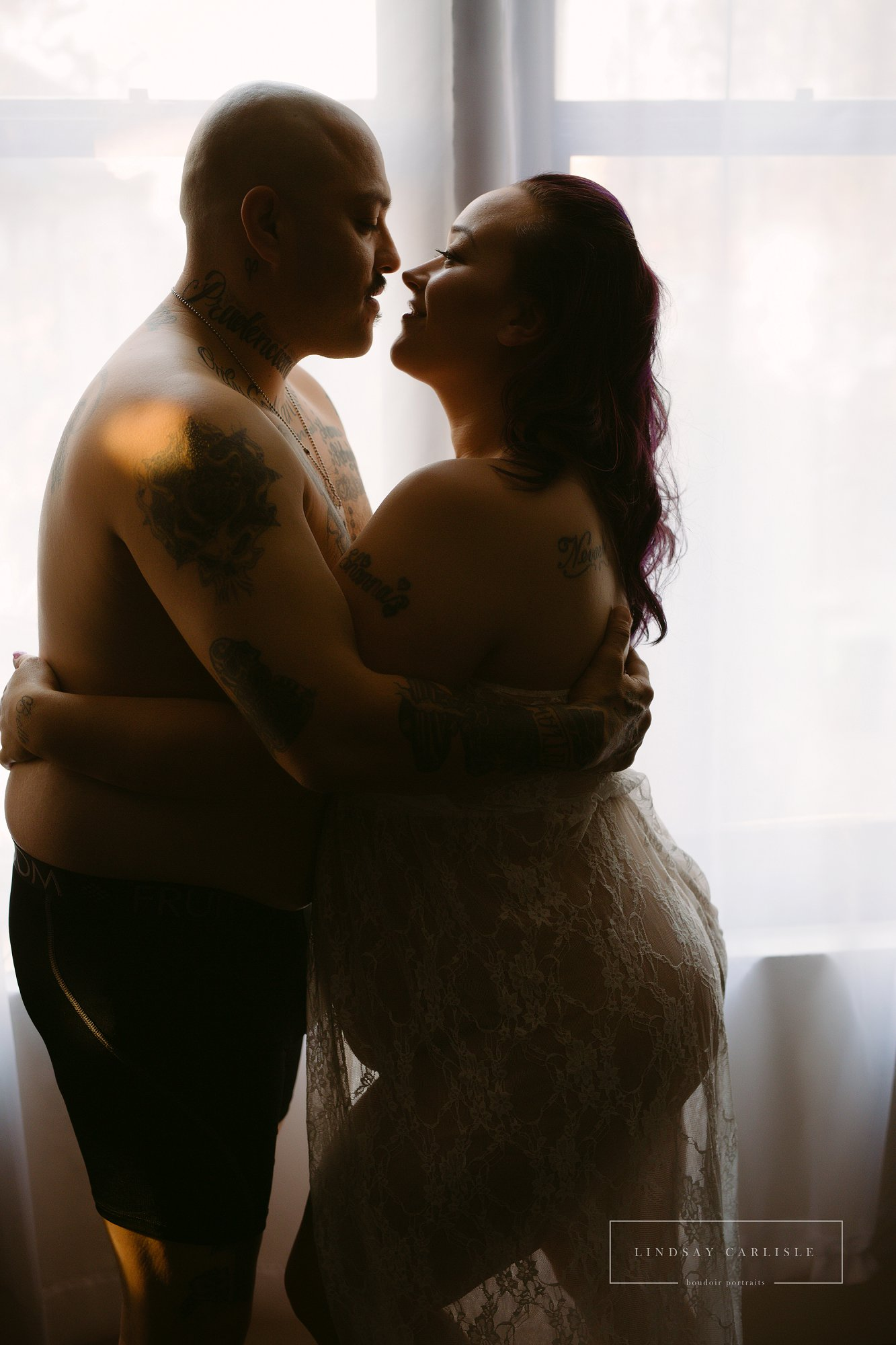 san francisco couple boudoir