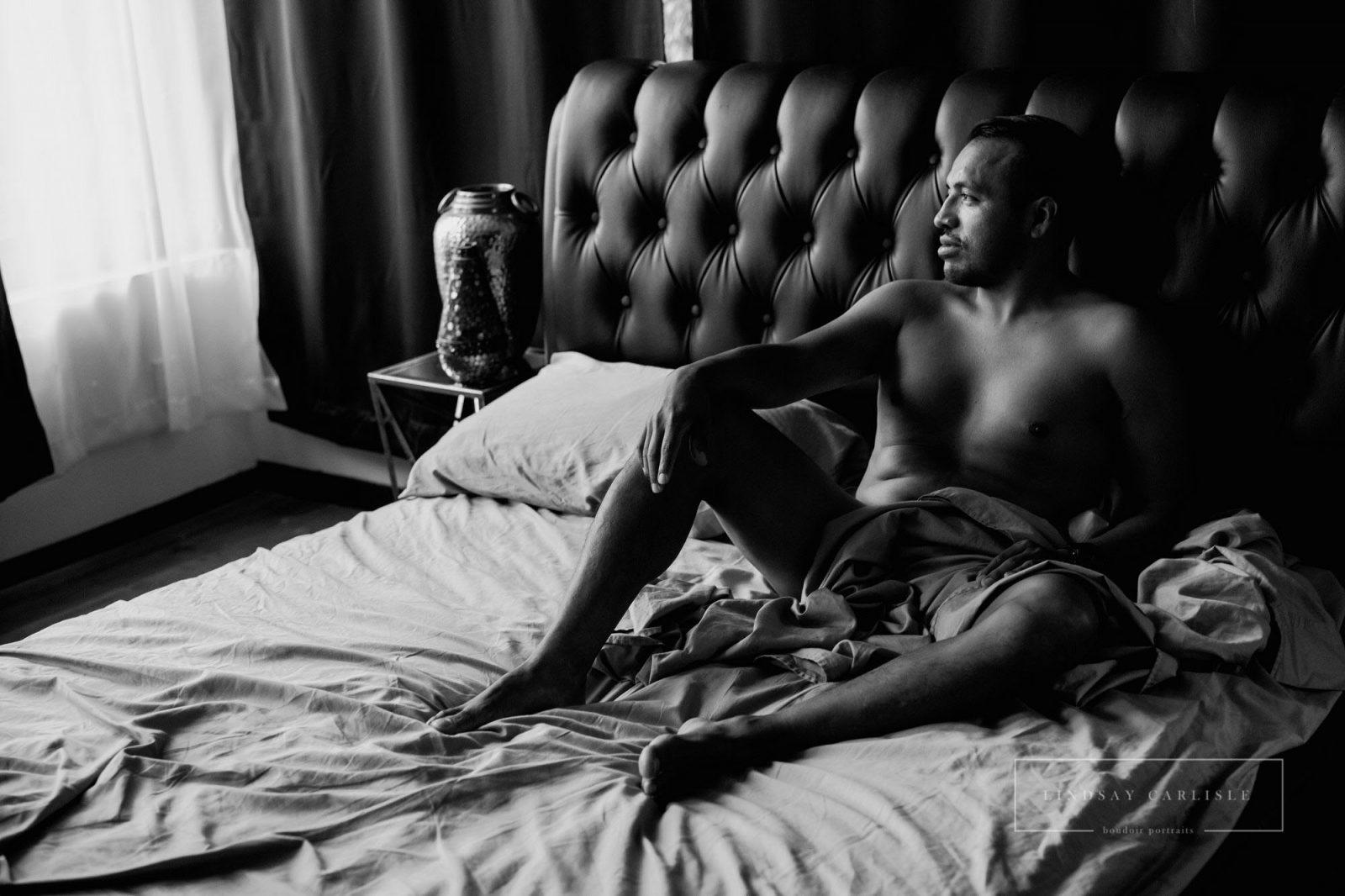 boudoir photos for men