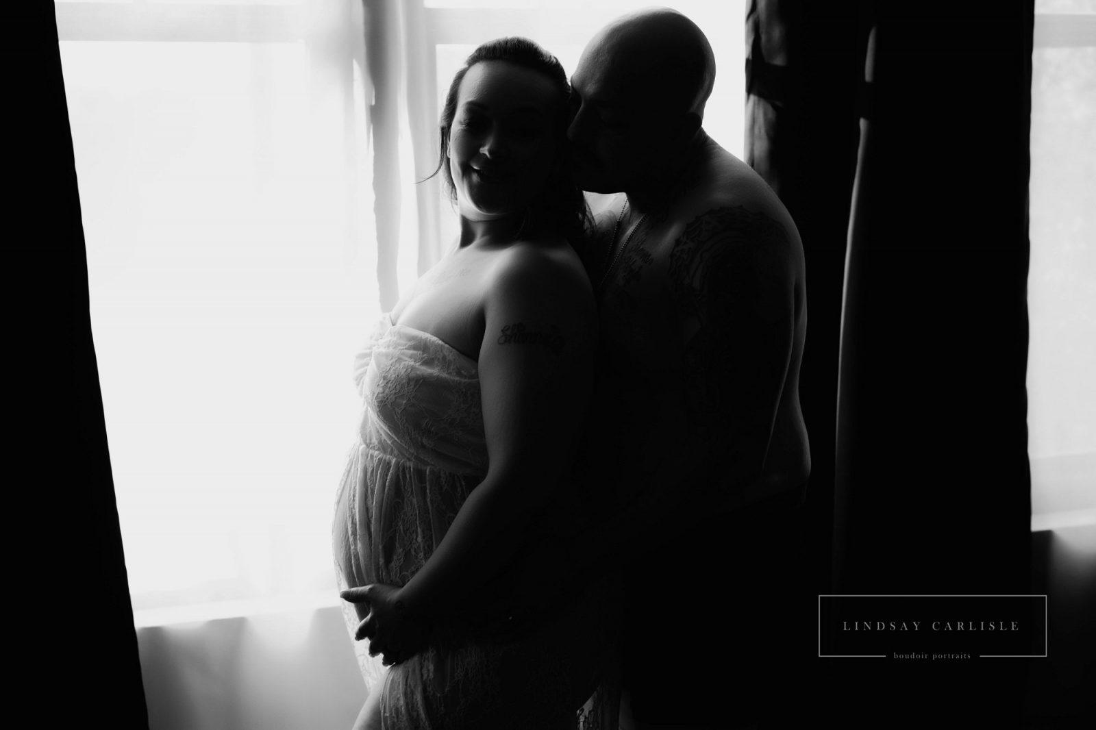 sf bay area maternity boudoir photo shoot