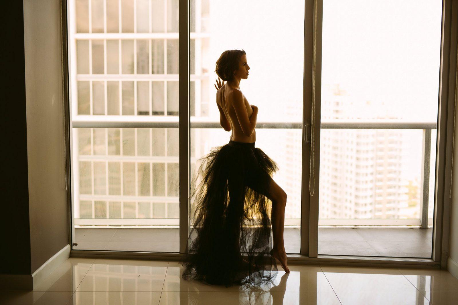miami boudoir photographer