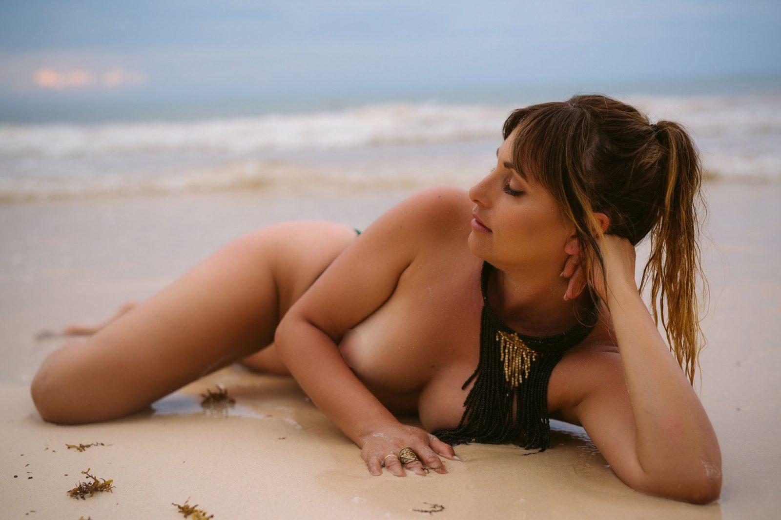 Tulum photo shoot