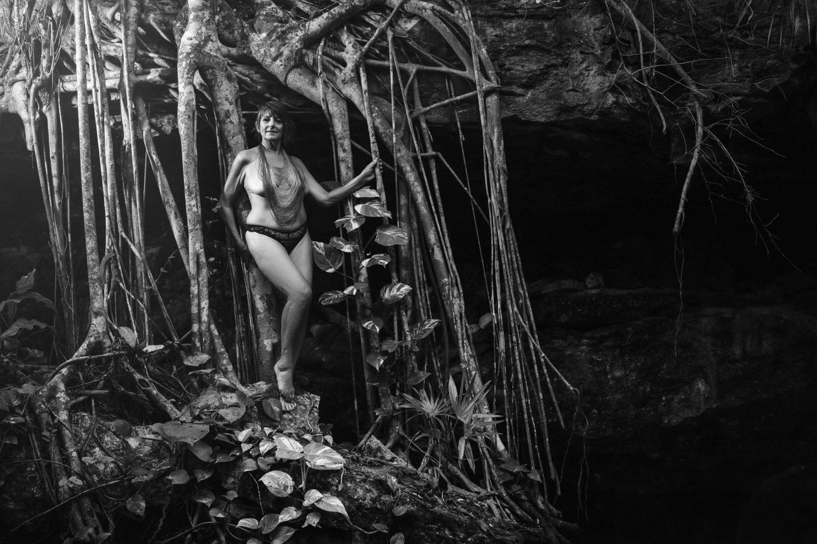 tulum boudoir photo shoot