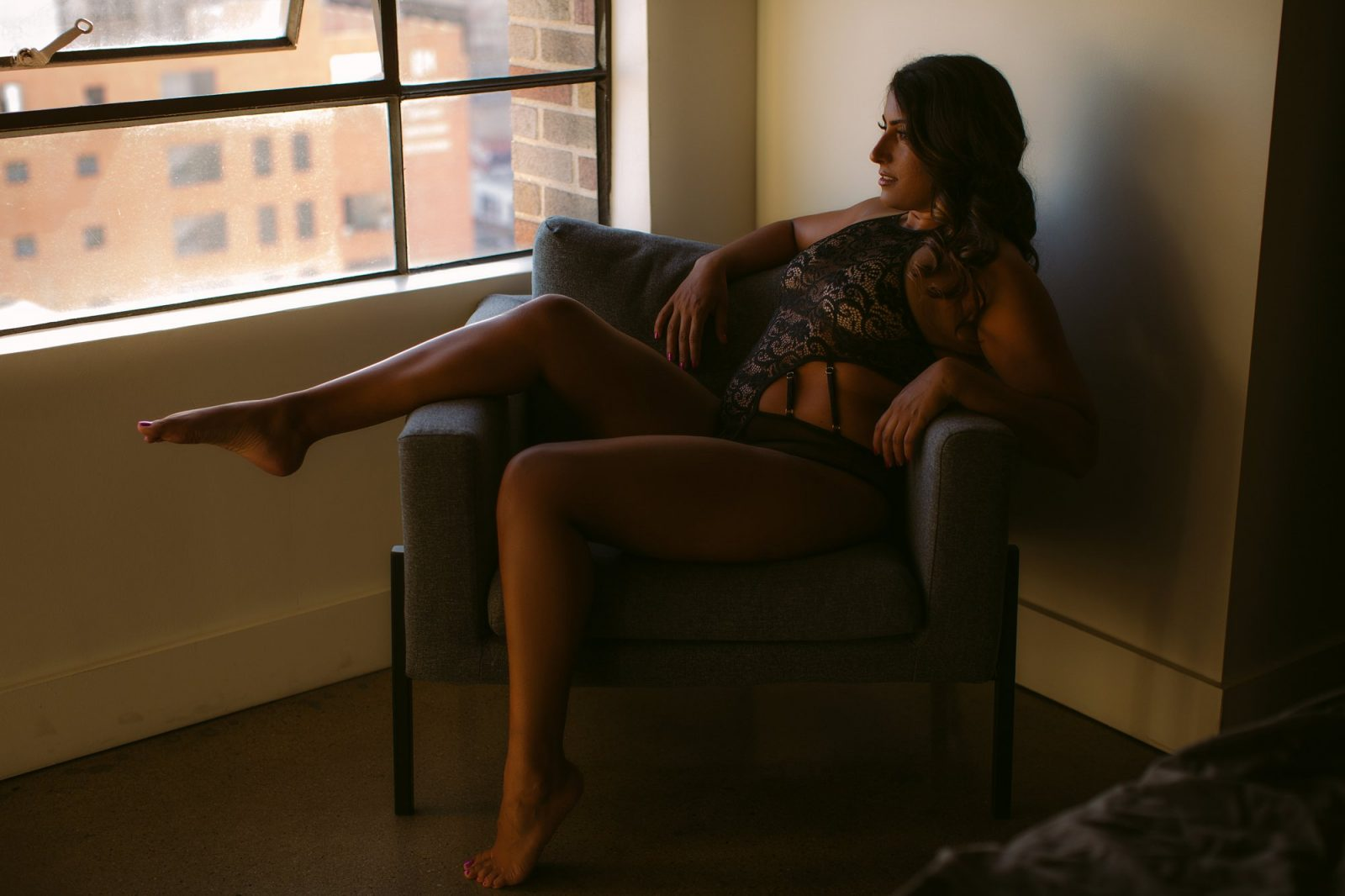 los angeles boudoir photography