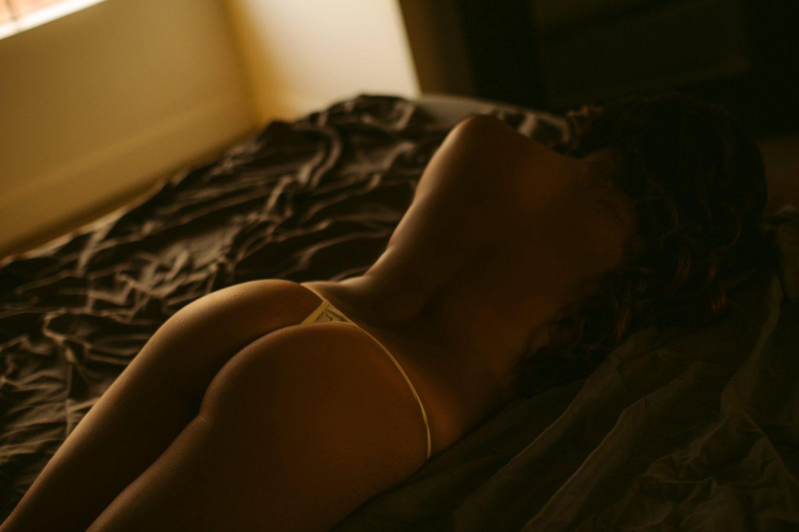 los angeles boudoir