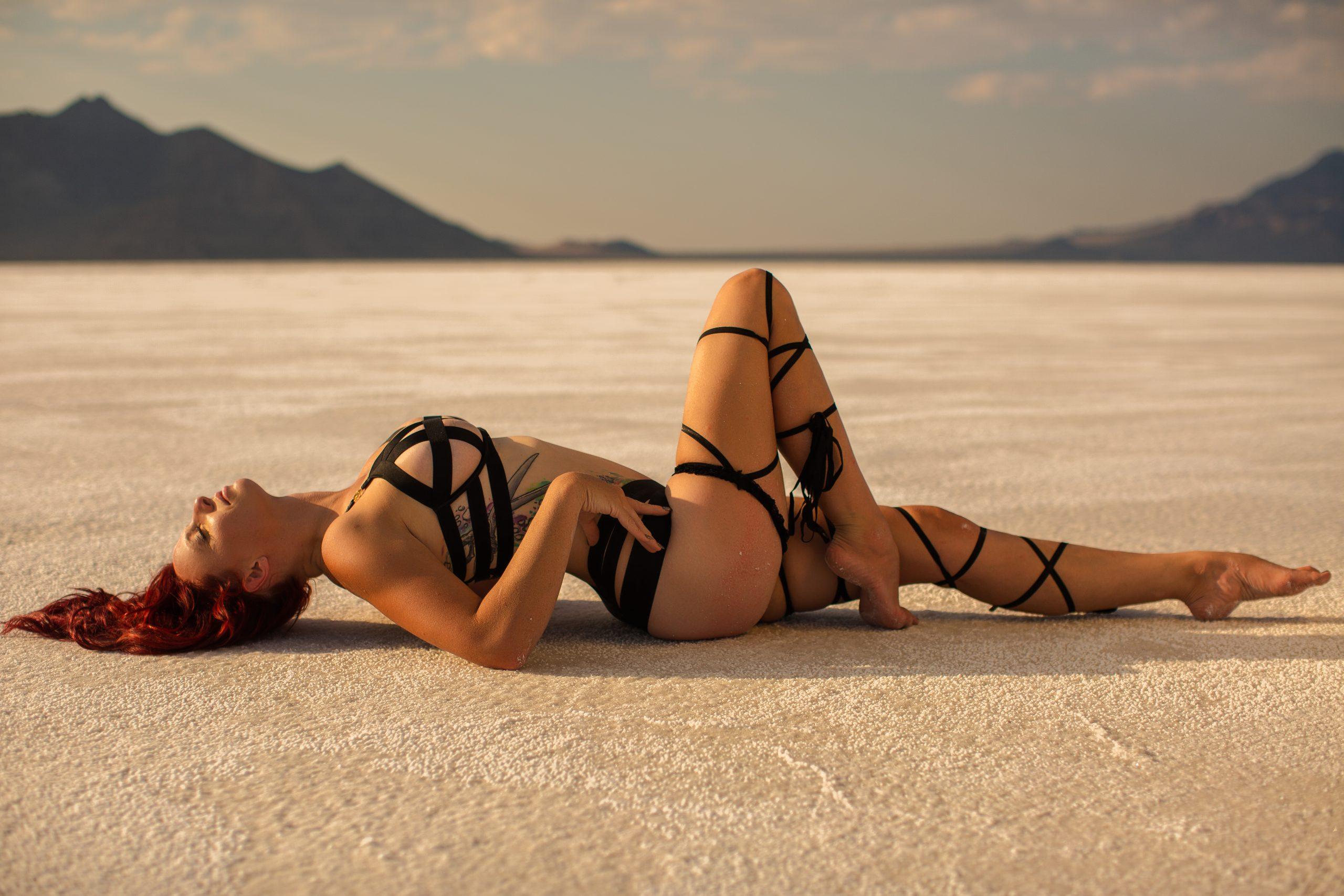 salt lake city boudoir