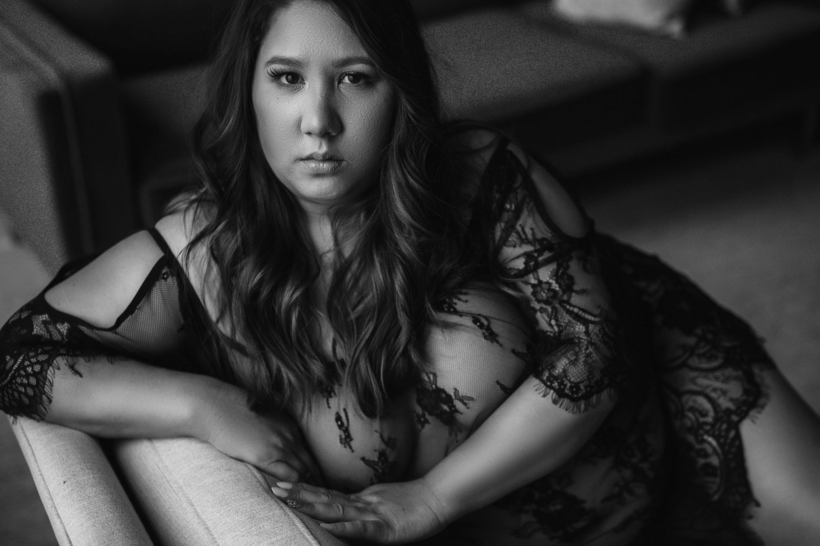 Los Angeles Boudoir Session in DTLA