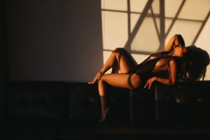 Letting Go At Your Boudoir Session